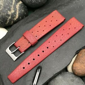 18mm Swiss Divers Authentic Tropic Star Skindiver nos 1960s Vintage Watch Band