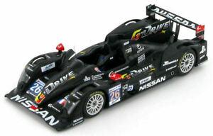 1/43 Spark Oreca 03 Nissan G-Drive N°26 10ème 24h LeMans 2012 Livraison Domicil