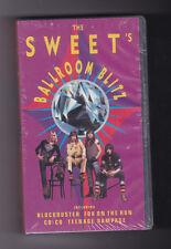The Sweet Ballroom Blitz VHS Neu OVP