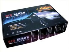 Kit Hid Xenon H7 6000K Canbus Slim Professionale BMW Audi Mercedes Benz No Spia