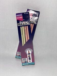 Paper Mate Mirado #2 Pencils - 24ct Triangular Wooden Lapiz; Presharpened NEW