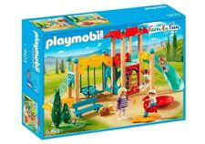 Playmobil Family Fun Parque Infantil - 9423 PLAYMOBIL
