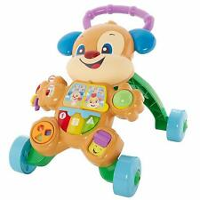 Fisher-Price Laugh and Learn Smart Stages Learn with Sis Walker Blue