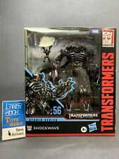 [Toys Hero] In Hand Transformers Studio Series SS-56 Shockwave SS56 Leader Class