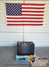 12 85 13 New Forklift Battery 24 Volt With Core Credit 5 Year Warranty