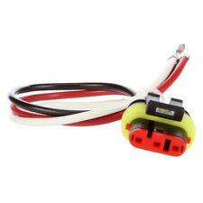 TRUCK-LITE 95220 - Strobe Plug, 16 Gauge GPT Wire, Fit 'N Forget S.S., Stripped