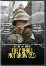 They Shall Not Grow Old (DVD,2018) (ward744528d)