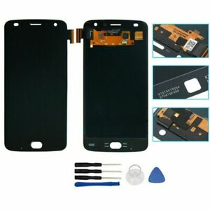 For Motorola Moto Z Play Droid XT1635 LCD Display Touch Digitizer Replacement HY