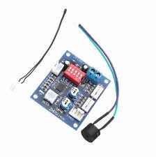 DC 12V PWM PC CPU Fan Temperature Control Speed Controller Board 5*4.3cm NEW