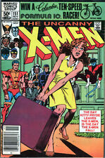 Uncanny X-Men #151 (Marvel 1981) - No stock images