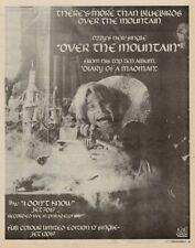 Ozzy Osbourne '45 advert 1981