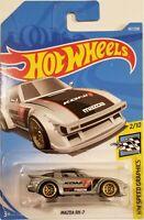 Hot Wheels - 2019 HW Speed Graphics 2/10 Mazda RX-7 167/250 (BBFYD25)
