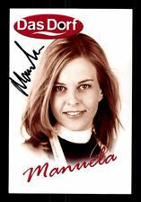 Manuela Big Brother Foto Original Signiert ## BC 67996