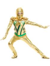 Child Gold Boys Ninja Avengers Series 3 Costume Medium