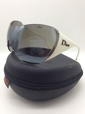 CHRISTIAN DIOR SKI 1 9A5  SUNGLASSES GREY MIRROR SOLD OUT 120