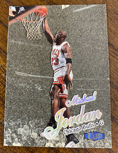 Michael Jordan 1997-98 Fleer Ultra GOLD Medallion #23 NM-MT