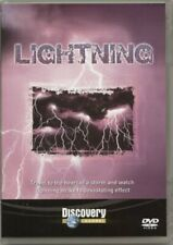 Nature's Fury - Lightning - Travel to the Heart of a Storm - DVD  0GVG The Cheap