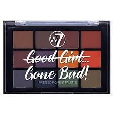 W7 Good Girl Gone Bad Pressed Pigment Eye Shadow Eyeshadow Palette