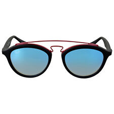 Ray Ban Gatsby II Round Blue Gradient Flash Sunglasses