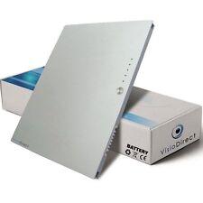 """Batterie pour Apple A1175 MacBook Pro 15"""" A1150 A1260 MA463 MA463CH/A MA463J/A"""