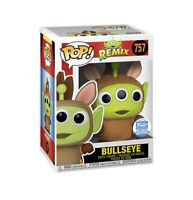 Funko Pop Disney / Pixar : Alien Remix - Alien Bullseye - Funko Shop Exclusive