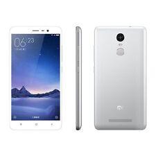 Xiaomi Redmi Note 3 White Silver 32GB 13MP 4G LTE EXPRESS SHIP SEALED Smartphone