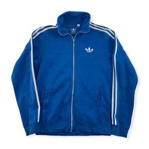 Adidas originals Retro Herren Trainingsjacke Gr. L  jacket Jacke Sport TH1