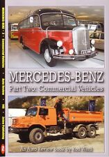 Book - Mercedes Benz Commercial Vehicles - Trucks Buses Vans - Auto Review