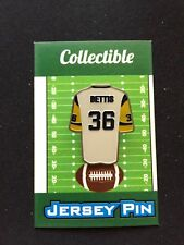 Los Angeles Rams Jerome Bettis lapel pin-Classic Collectable-#1 Best Seller