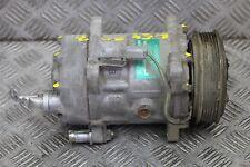 Air conditioning compressor Peugeot 607 Citroen C5 2.2Hdi Sanden R134A 967865680