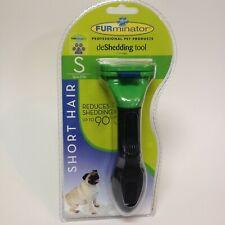 Furminator Deshedding Tool Short Hair Size Small Dog Puppy Pet Animal Groomer