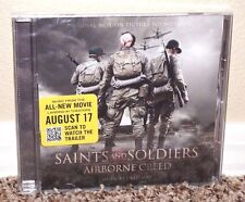 *NEW* Saints and Soldiers Airborne Creed CD Soundtrack