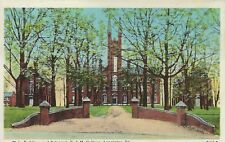 Old PA Postcard F and M College Lancaster Postcard 1E