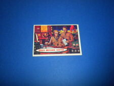 SPACE CARDS #63 Topps 1957 T.C.G. Target: Moon BLUE BACK trading card