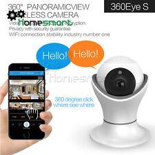 2MP 360Eye wireless wifi HD camera panoramic 3D navigation for Apple/AHS