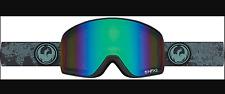 NEW Dragon NFX2 Goggles-Mason Grey-Flash Green Polarized Lens-SAME DAY SHIPPING!