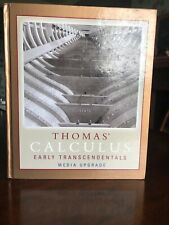 Thomas' Calculus Early Transcendentals, Media Upgrade 11th Edition
