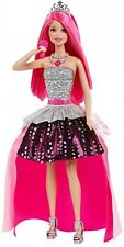 Barbie Rock-n-Royals Courtney Girls Doll Includes shoes, tiara and microphone