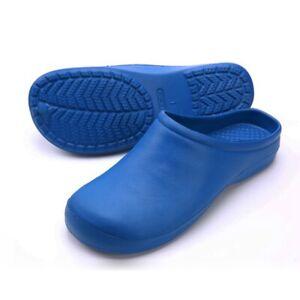 Medical Clogs Nursing Surgical Slippers Hospital Work Comfort Shoes Chef Doctor