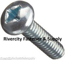 1800 Pieces of Phillip Pan Head Machine Screw Assortment 6-32, 8-32, 10-32 Zinc