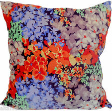 """MISSONI HOME PILLOW COVER LUDOVICA 156 32x32"""" OUTDOOR FLOOR HOME DECOR"""