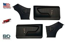 Custom Made Molded Sport X Door & Quarter Panels For 1968 Chevrolet Chevelle's