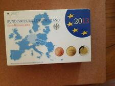 Germany 2013 EURO COIN SETS