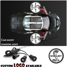 Shelby Cobra Logo Car Door Courtesy Laser Projector Ghost Shadow Light For Ford