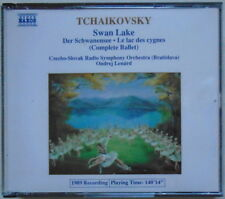 TCHAIKOVSKY - Swan Lake -  LIKE NEW  -  2 CDs