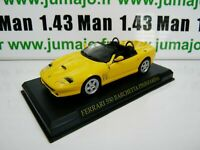 FER4E voiture 1/43 IXO altaya : FERRARI 550 Barchetta Pininfarina
