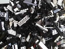 Lego 200 Teile schwarz grau Bausteine Steine Star Wars,Harry Potter,Ritterburg