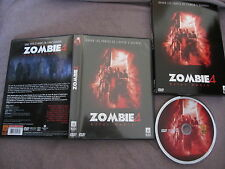 Zombie 4 After death de Claudio Fragasso avec Jeff Stryker, DVD, Horreur