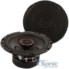 """CERWIN-VEGA 120W RMS 6.5"""" HED Series 2-Way Coaxial Car Stereo Speakers   H7652"""