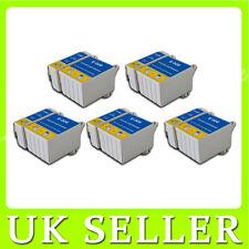 10 INK Cartridge for Epson Stylus Photo 780 790 870 890 895 895EX 915